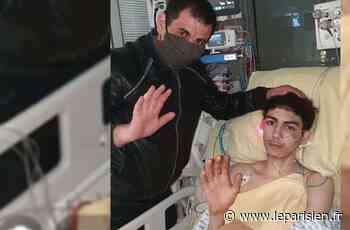 Sartrouville : la ministre de l'Egalité des chances a appelé Mohamed, paralysé après son acte de bravoure - Le Parisien