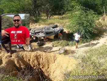 Caetiteense morre após acidente na BR-349 em Bom Jesus da Lapa - Agência Sertão
