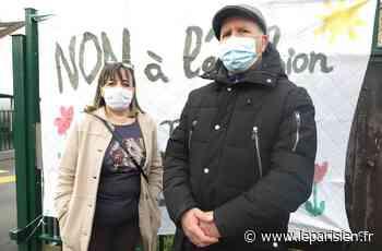 Deuil-la-Barre : mobilisation contre l'expulsion d'une famille - Le Parisien