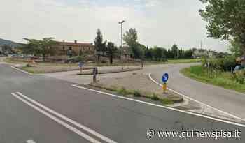 Rotatoria di Asciano, ecco il progetto - Qui News Pisa