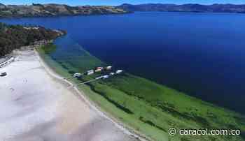 Lago de Tota: operativo sorpresa advierte sanción a infractores ambientales - Caracol Radio