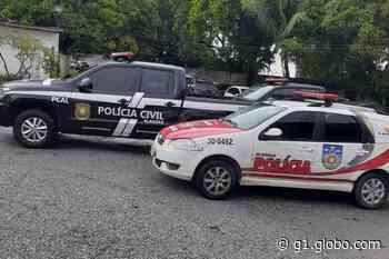 Operação prende suspeito de homicídio em Matriz de Camaragibe, AL - G1