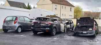 Montataire : trois véhicules incendiés sur le parking d'une résidence dans la nuit - actu.fr