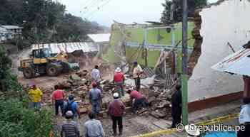 Piden declaratoria de emergencia de Ayabaca por derrumbe de carreteras | LRND - LaRepública.pe