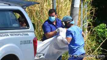 Localizan cadáver de un hombre en calle antigua a Olocuilta - elsalvador.com