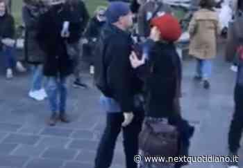 No Vax Desenzano del Garda in piazza: 14 denunciati dalla Questura - neXt Quotidiano