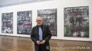 """Leihgabe für Nationalgalerie - Gerhard Richter: """"Birkenau""""-Bilder gehören nach Deutschland - Deutschlandfunk"""