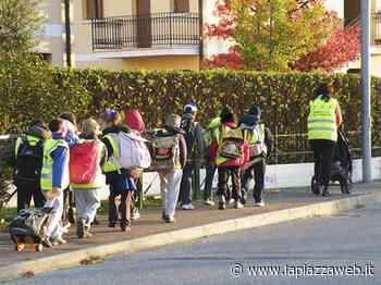Noventa Padovana, Pedibus: adesioni raddoppiate - La PiazzaWeb - La Piazza