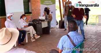 Ganaderos de Oiba en proyecto silvopastoril - Vanguardia