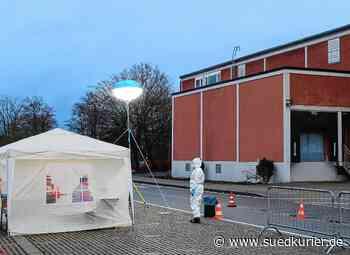 Bad Saulgau: Kommunales Schnelltestzentrum für Bad Saulgau, Herbertingen und Hohentengen nimmt Betrieb auf - SÜDKURIER Online