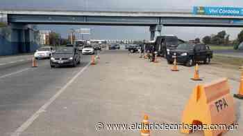 Secuestraron marihuana en la autopista Justiniano Allende Posse - El Diario de Carlos Paz
