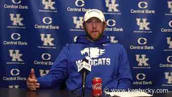 Will Levis to join Kentucky football quarterback battle - Lexington Herald Leader