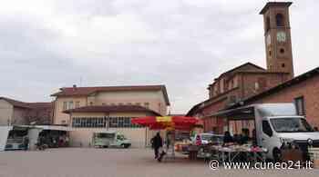Torre San Giorgio, potenziamento del mercato settimanale in piazza Cravero - Cuneo24