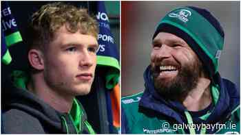 RUGBY Preview: Niall Murray & Peter Wilkins - pre Scarlets vs Connacht - Galway Bay FM