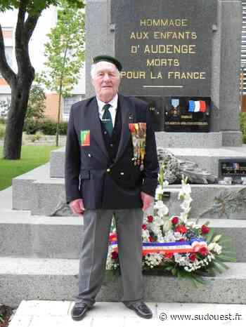 Anciens combattants à Audenge : Georges Huber est mort - Sud Ouest
