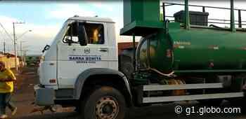 Reparo em poço afeta abastecimento de água em Barra Bonita - G1