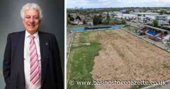 Basron launches appeal against council's decision to refuse Camrose plans - Basingstoke Gazette