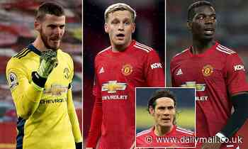 AC Milan vs Manchester United: Visitors welcome back Paul Pogba, David de Gea and Donny van de Beek