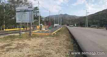 Bus que cubría la ruta Ituango-Medellín fue quemado - Semana