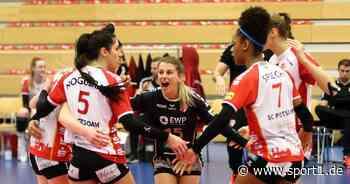 Volleyball, Frauen-Bundesliga live: Rote Raben Vilsbiburg - SC Potsdam auf SPORT1 - SPORT1