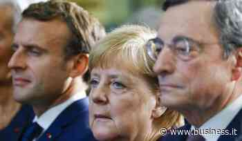 Tutti contro la Germania, la Merkel ha rincorso le paure e ora Draghi e Marcon la isolano - Business.it