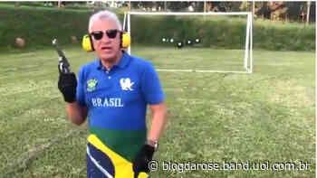 Doria abre investigação contra empresário de Artur Nogueira que ameaçou Lula - Blog da Rose - Band