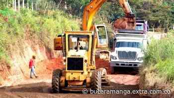 Cauca: Administración supervisó obras de la vía El Pital - Caldono - Extra Bucaramanga