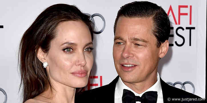 Angelina Jolie Prepared to Provide Proof of Alleged Domestic Violence in Brad Pitt Divorce Trial, Kids May Testify (Report)