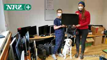 Erzieherin aus Xanten schenkt bedürftigen Schülern Computer - NRZ