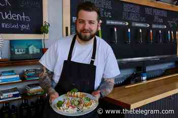 Toronto chef leaves busy city behind, finds happiness in Windsor, Nova Scotia - The Telegram