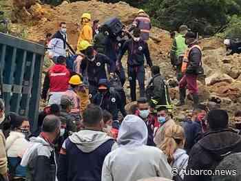Por derrumbes en la vía a Chachagüí, jugadores del Deportivo Pasto tuvieron que hacer un trasbordo para tomar el vuelo a Bogotá - TuBarco