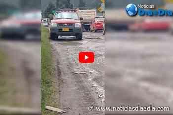 Piden recuperar vía entre Cajicá y Hato Grande, Cundinamarca - Noticias Día a Día