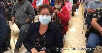 """""""Vine solita a vacunarme porque mi esposo murió de Covid-19"""" - Multimedios"""