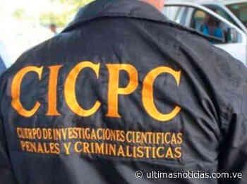 Cicpc rescató en Turmero a bebé de seis meses raptado en Caracas - Últimas Noticias