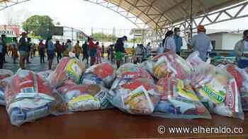 Con plan piloto en Coveñas arrancó el PAE de Sucre - El Heraldo (Colombia)