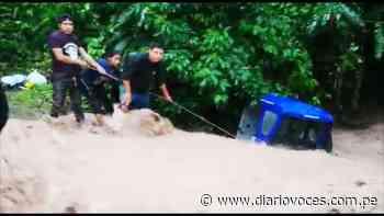 Negligencia de mototaxista casi termina en tragedia en la carretera Shapaja – Chazuta - Diario Voces