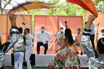 Duque destaca a la Banda de Baranoa como ejemplo de Economía Naranja - El Heraldo (Colombia)