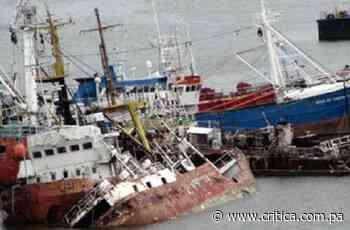 Puerto Armuelles puede convertirse en centro de desguace de barcos - Crítica Panamá