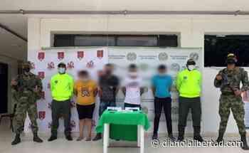 En Aguachica, Cesar desarticulan banda delincuencial 'Los Tunning' - Diario La Libertad