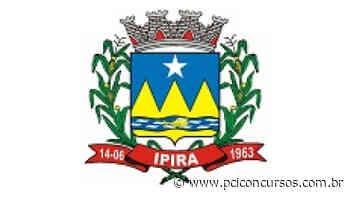 Processo Seletivo é anunciado pela Prefeitura de Ipira - SC - PCI Concursos