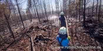 Engelskirchen: Gemeinde lässt Löschwasserteiche zum Schutz vor Waldbränden prüfen - Kölnische Rundschau