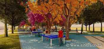 Villa Olímpica también tendrá un parque: alcalde de Galapa - El Heraldo (Colombia)