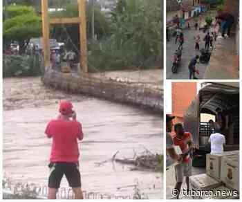 Ayudas para familias afectadas por inundación en cuatro barrios de Bugalagrande, Valle - TuBarco