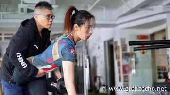 Leute : Bodybuilding mit nur einem Bein: Yuna Gui ist dem Schicksal dankbar - GrenzEcho.net
