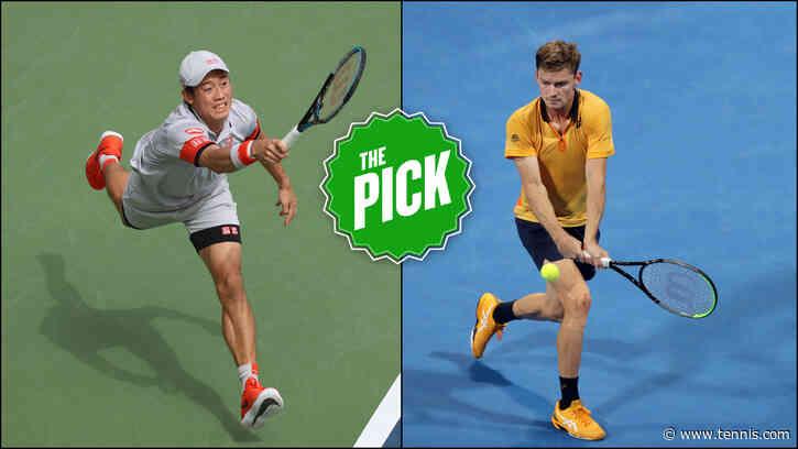 The Pick: Kei Nishikori vs. David Goffin, Dubai second round - Tennis Magazine