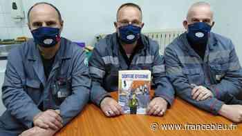 La Souterraine : les GM&S deviennent les héros d'une bande dessinée - France Bleu