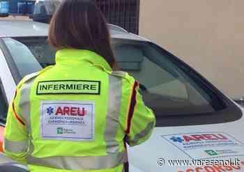 Fagnano Olona, scontro tra un'auto e una moto: un ferito - VareseNoi.it