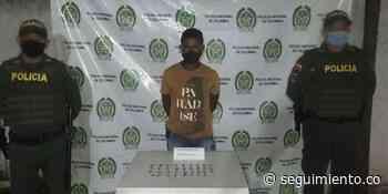 Capturan a hombre con 35 dosis de marihuana en Chibolo - Seguimiento.co