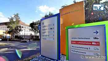 Zentralklinik in Bad Berka als Südkreis-Anlaufpunkt - Thüringische Landeszeitung