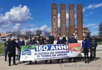 Unità d'Italia: flash mob di Fratelli d'Italia a Corropoli - Ultime Notizie Cityrumors.it - News Ultima ora - CityRumors.it